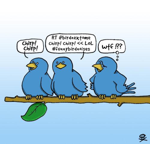 Birds-tweets